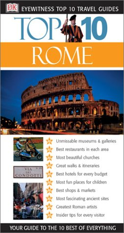 9780789484376: Eyewitness Top 10 Travel Guides: Rome (Eyewitness Travel Top 10)