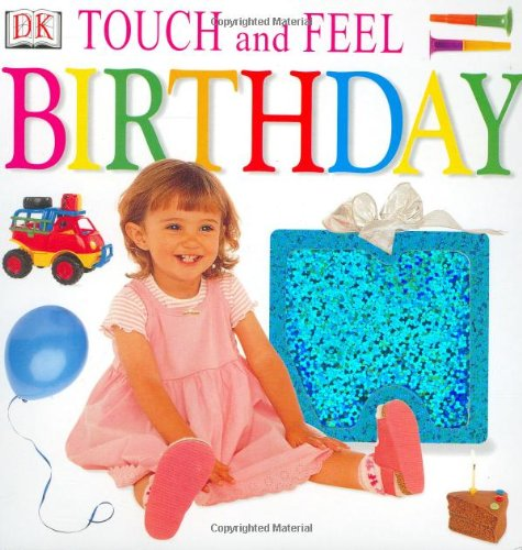 9780789485366: Touch and Feel: Birthday (Touch and Feel)