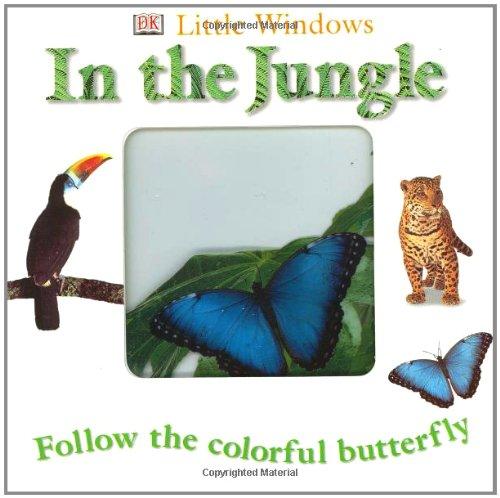 9780789485700: Little Windows: In the Jungle (Little Windows)
