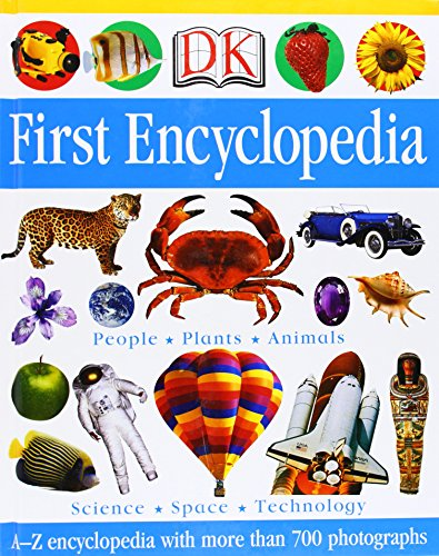 9780789485809: Dk First Encyclopedia (Junior Reference Series)