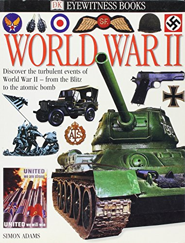 9780789486455: World War II (DK Eyewitness Books)