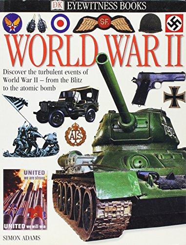 9780789486455: World War II (DK eyewitness books)