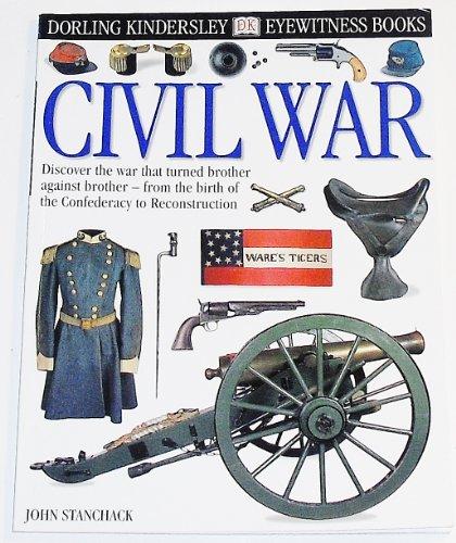 9780789486462: Civil War (DK Eyewitness Books)