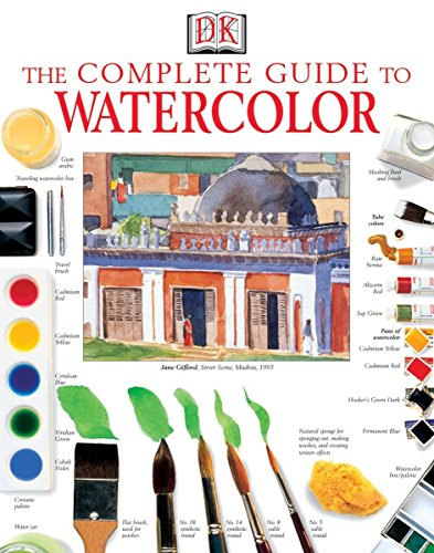 9780789487988: The Complete Guide to Watercolor