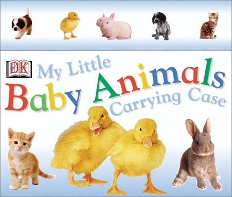 9780789488398: My Little Baby Animals Carrying Case