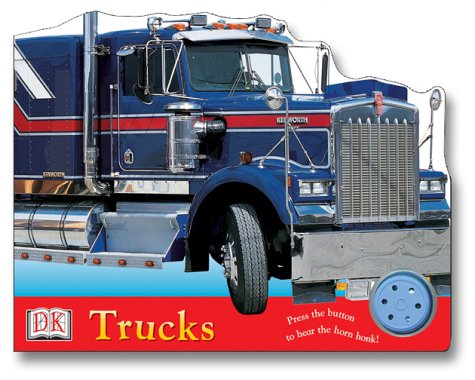 9780789488732: Trucks (Jumbo Sound Board Books)