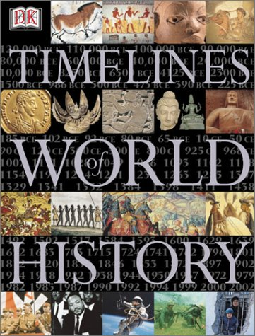 9780789489265: Timelines of World History