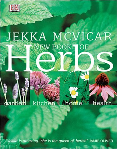 9780789489425: New Book of Herbs
