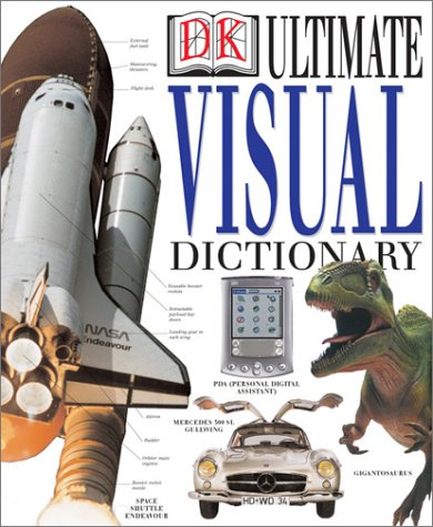 9780789489487: Ultimate Visual Dictionary Revised