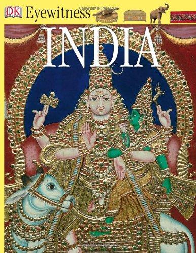 India (Eyewitness Books): Chatterjee, Manini
