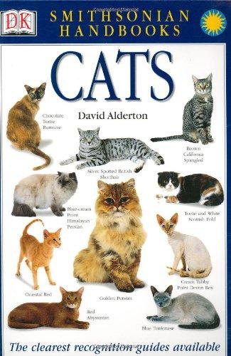 9780789489807: Cats (Smithsonian Handbooks)