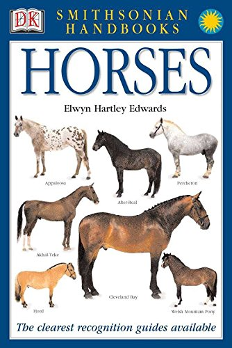 9780789489821: Smithsonian Handbooks: Horses: The Clearest Recognition Guide Available