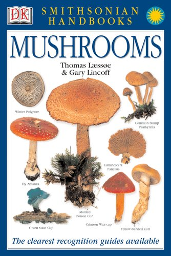 9780789489869: Mushrooms (Smithsonian Handbooks)