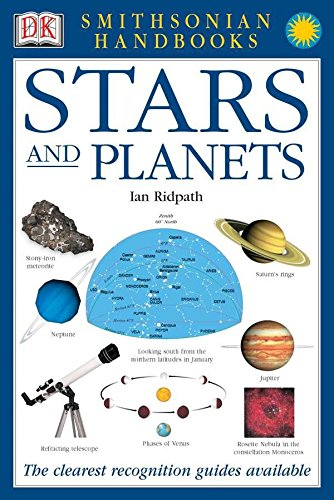 9780789489883: Smithsonian Handbooks: Stars and Planets (Smithsonian Handbooks)