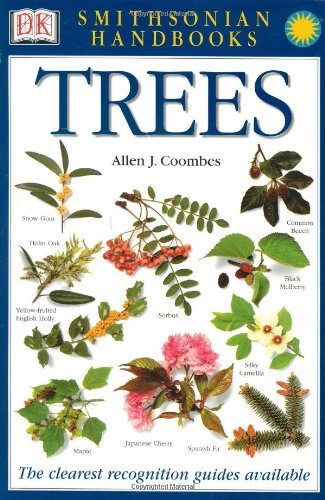 9780789489890: Trees (Smithsonian Handbooks (Paperback))