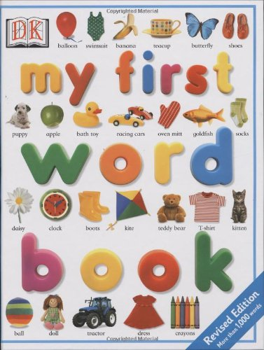 9780789489920: My First Word Book (My First series)