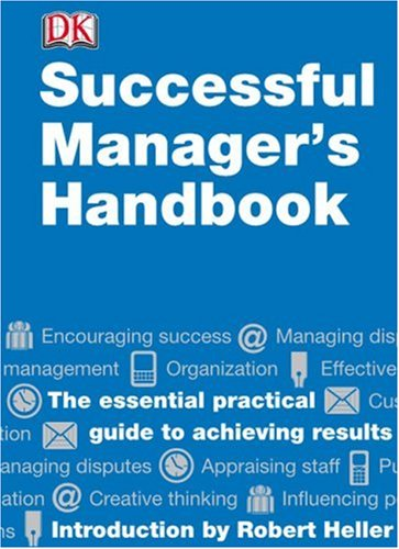 9780789490100: Successful Manager's Handbook (DK Essential Managers)