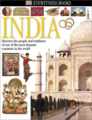9780789490292: India (Eyewitness Books)