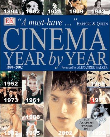 9780789490681: Cinema: Year by Year 1894-2002