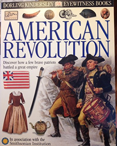 9780789490742: American Revolution [Paperback] by Edward Countryman