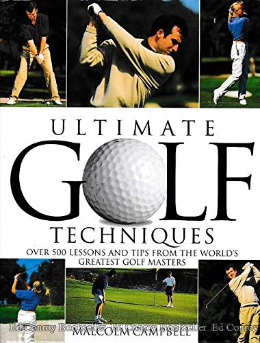 Ultimate Golf Techniques (0789490854) by Campbell, Malcolm