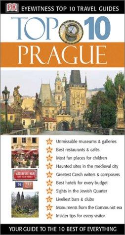 9780789491848: Prague (Eyewitness Top 10 Travel Guides)