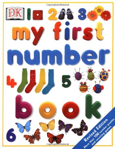 9780789492098: My First Number Book, Revised Edition