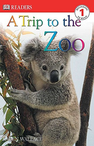 9780789492197: A Trip to the Zoo (DK Readers, Level 1)