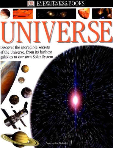 Universe: Discover the Incredible Secrets of the: Kerrod, Robin