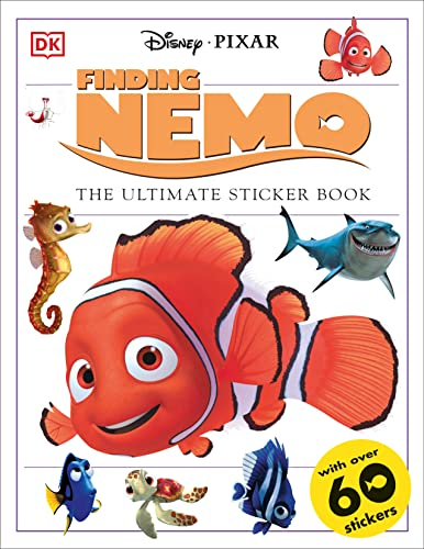 9780789492456: Ultimate Sticker Book: Finding Nemo (Disney/Pixar)