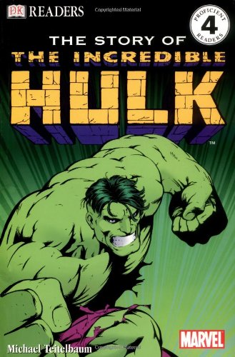 9780789492623: The Story of the Incredible Hulk (DK Readers, Level 4)