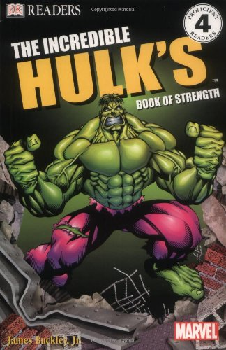 9780789492630: Incredible Hulk Book of Strength (DK Readers, Level 4)