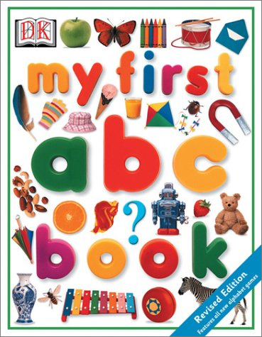 My First ABC Book (My First series): Jane Yorke