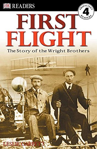 9780789492913: First Flight: The Wright Brothers (DK Readers, Level 4)