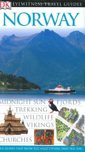 9780789493392: Norway (Eyewitness Travel Guides)