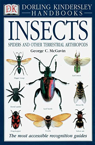 9780789493927: Smithsonian Handbooks Insects: Spiders and Other Terrestrial Arthropods