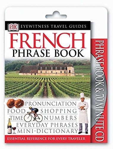 9780789495051: Eyewitness Travel Guides: French Phrase Book & CD (DK Eyewitness Travel Packs)