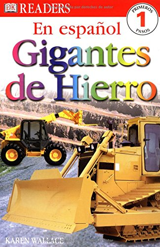 9780789495181: Big Machines, Spanish Edition (DK Readers, Level 1)