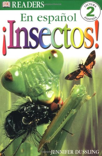 9780789495198: Insectos! (Dk Readers En Espanol. Level 2)