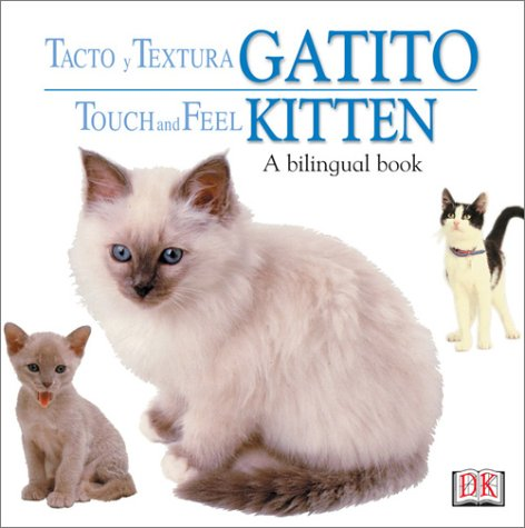9780789495235: Toca Y Aprende Gatito/Touch and Feel Kitten