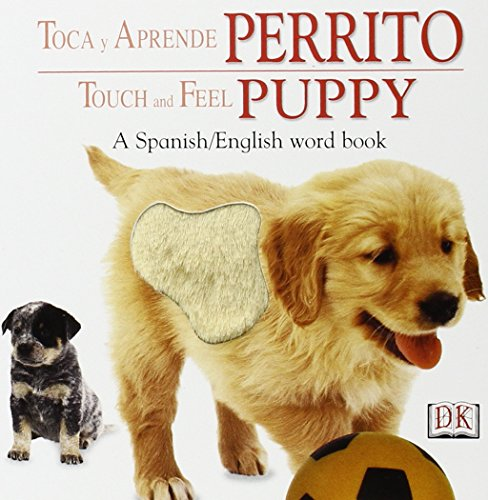 9780789495259: Toca y Aprende Perrito / Touch and Feel Puppy