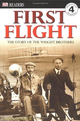 9780789495419: First Flight: The Wright Brothers (DK Readers, Level 4)
