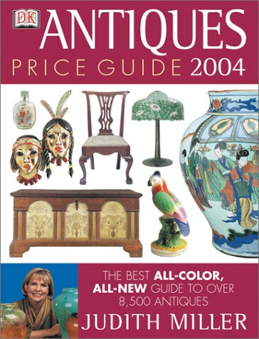 9780789495501: Antiques Price Guide 2004