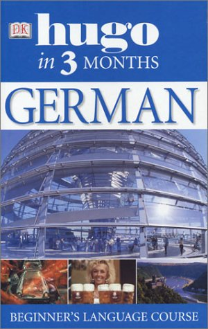Hugo: German in Three Months (0789495538) by Martin, Sigrid B.