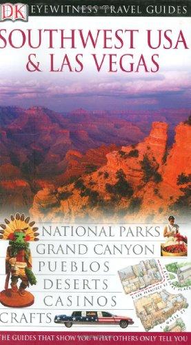 9780789495655: Southwest USA & Las Vegas (Eyewitness Travel Guides)