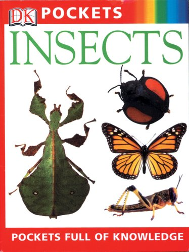 9780789495945: Insects (Dk Pockets)