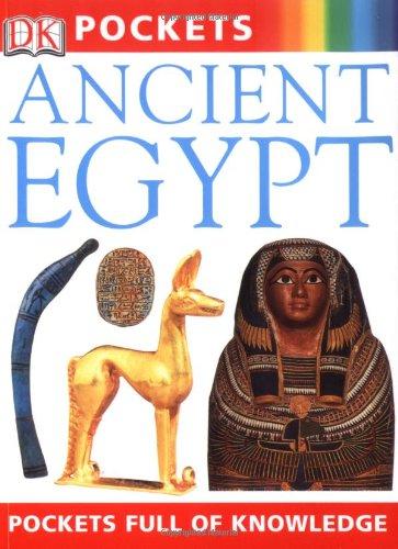 9780789495976: Ancient Egypt (DK Pockets)