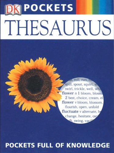 9780789496003: Thesaurus (DK Pockets)