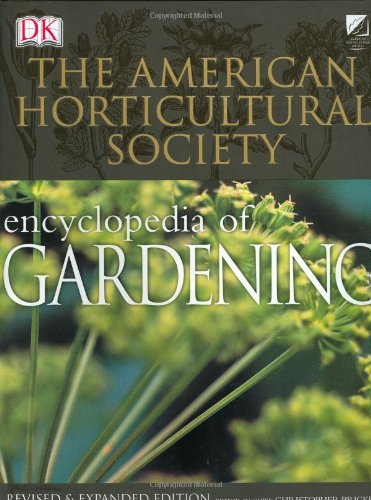 9780789496539: American Horticultural Society Encyclopedia of Gardening