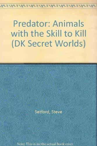 9780789497055: Predator (Secret Worlds)